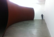 Richard Serra: Backdoor Pipeline, Ramble, Dead Load, London Cross - Gagosian, London