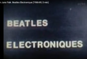 Beatles Electronique, by Nam June Paik