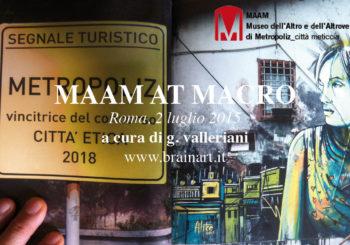 MAAM at MACRO