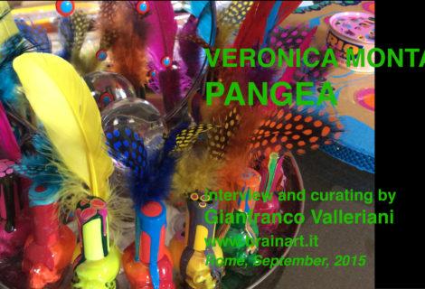 PANGEA by Veronica Montanino