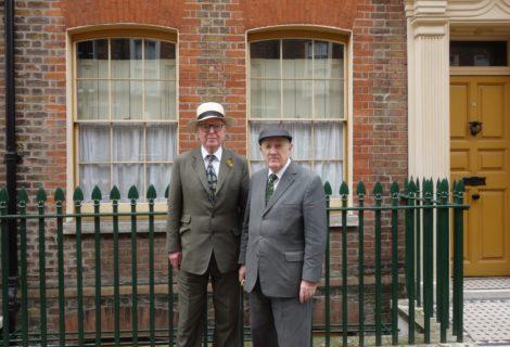 GILBERT & GEORGE, and ME