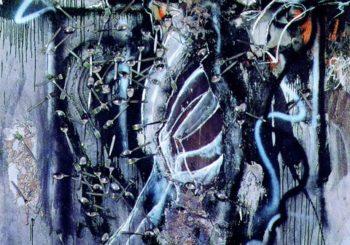 Der Fall der Berliner Mauer, Nr. 8 by Wolf Vostell