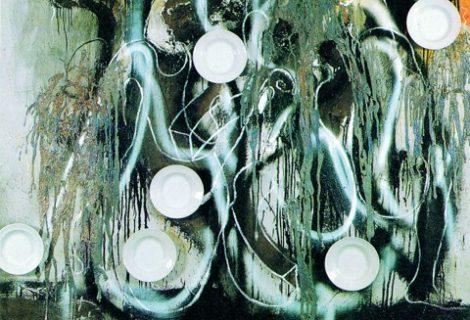 Der Fall der Berliner Mauer Nr. 9 by Wolf Vostell